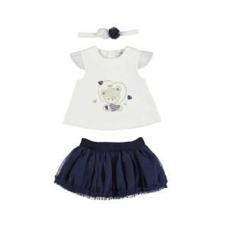 Conjunto - Conjunto falda y balaca