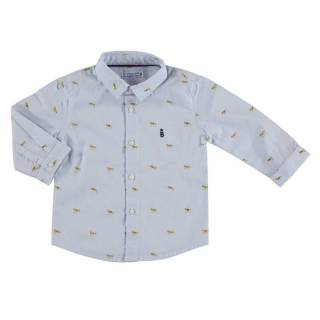 Camisa - Camisa estampada
