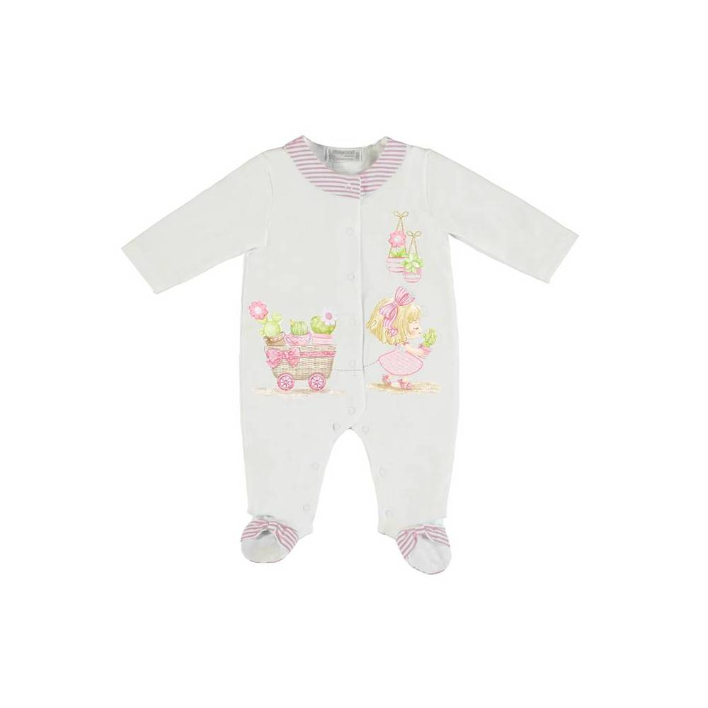 Pijama - Pijama golitas con polainas